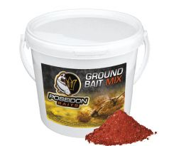 GROUNDBAIT MIX 3kg kyblík - Robin Red