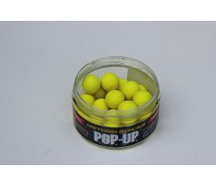 FLUO POP-UP dipované 15mm 30g - Ananas